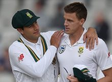 Morne Morkel ruled out of second game against Bangladesh