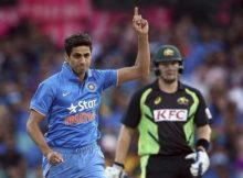 Ashish Nehra, Dinesh Karthik and Shikhar Dhawan included in India's sqaud for the upcoming series against Australia