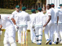 South-Africa beat Bangladesh by 333 runs in the first game played at Potchefstroom