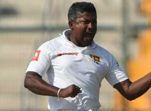 Herath took 11 wickets to see Sri Lanka pull off a memorable win