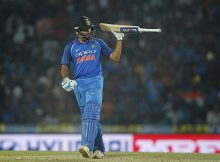 Rohit Sharma smashed a splendid ton against Australia at Nagpur