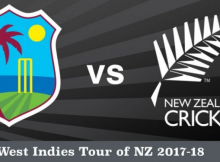 West Indies tour to New Zealand 2017-18- Freehit.eu