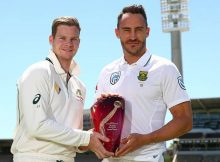 Australia is all set to tour South Africa in the month of March to play four-match Test series.