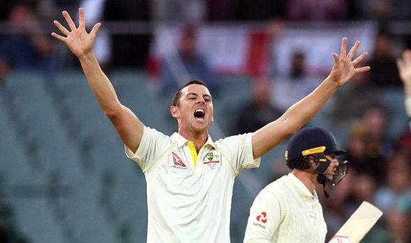 Josh-Hazlewood-Top 5 Australian players to look out for series in South Africa 2018