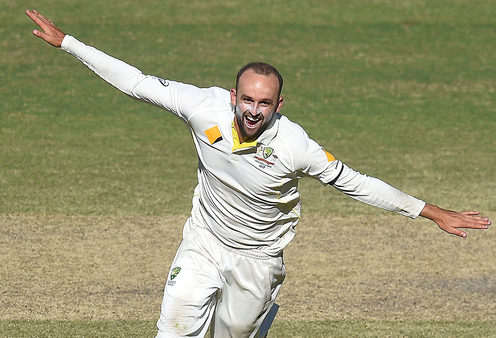 Nathan-Lyon-Top 5 Australian players to look out for series in South Africa 2018