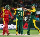 Zimbabwe vs South Africa 2018-19 Preview