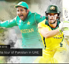 Australia tour to UAE 2018