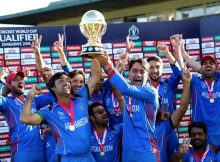 Afghanistan, 2019 ICC Cricket World Cup