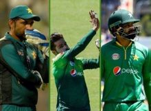 CC Cricket World Cup 2019: Three Players to Watch out for Pakistan