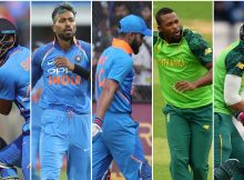 India tour to South Africa 2020 [Preview]