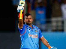 Suresh Raina, Top 5 performances, ODI, Test