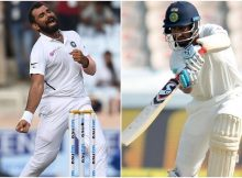Three Indian players to watch out for in Border Gavaskar Trophy 2020-21,Mohammad Shami, Cheteshwar Pujara,Mayank Agarwal, Test series