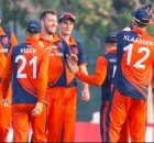 Netherlands, 2021 ICC T20 World Cup, ICC T20 World Cup